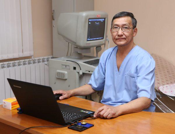 Д-р Имжаров А.Т.